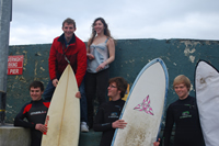 Surfing Breaks Bundoran